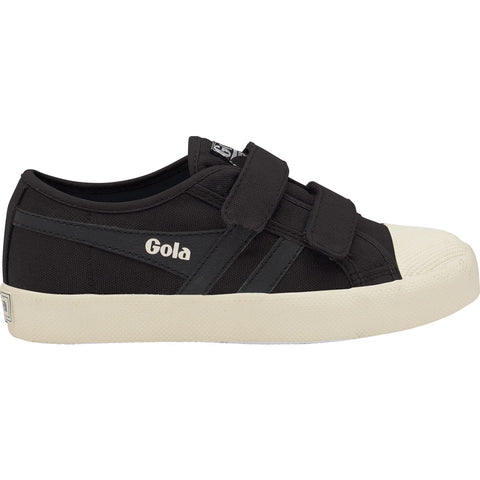 Gola Men's Coaster Velcro | Black/Off White- CKA478BX908 09