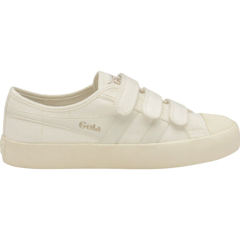 Gola Men's Coaster Velcro | Off White- CKA478XW908 09