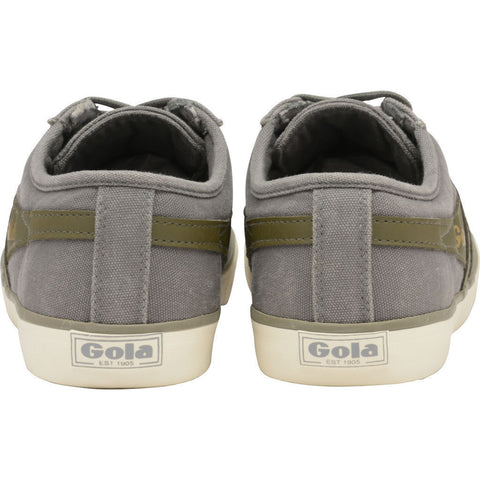 Gola Men's Comet Sneakers | Grey/Khaki