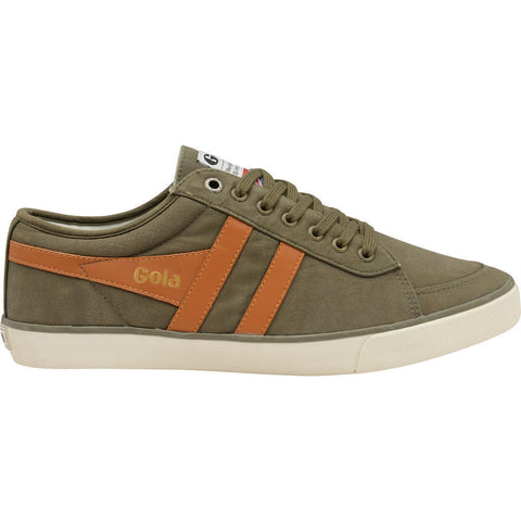 Gola Men's Comet Sneakers | Khaki/Chili