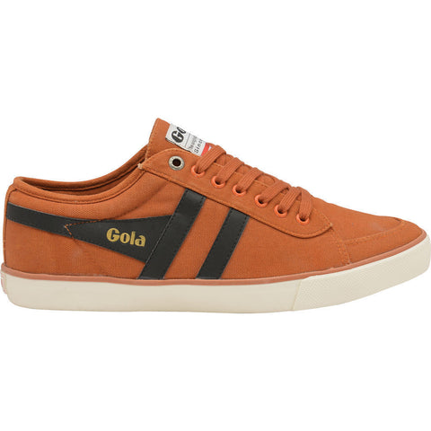 Gola Men's Comet Sneakers | Moody Orange/Black