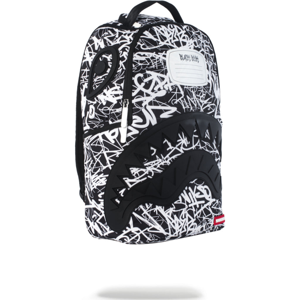99d02fba92 ... Sprayground Scribble Shark Backpack