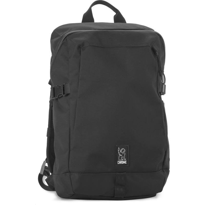 Chrome Rostov Backpack | Black/Black