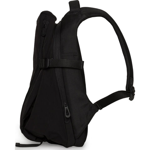 Cote&Ciel Isar Small Memory Tech Backpack | Black 28512