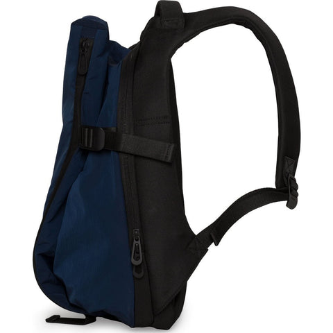 Cote&Ciel Isar Small Memory Tech Backpack | Midnight Blue 28536