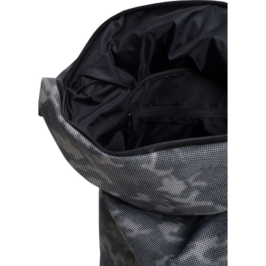 Cote&Ciel Nile Coral Eco Yarn Backpack | Stone Grey Camouflage