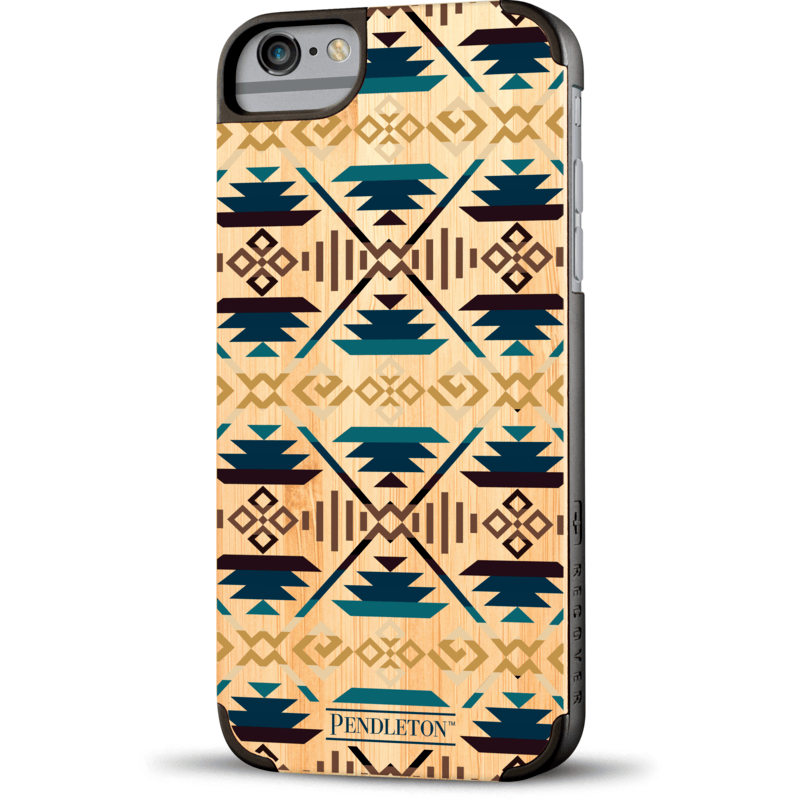 Recover Pendleton Coyote Butte Printed iPhone 6 Case | Bamboo