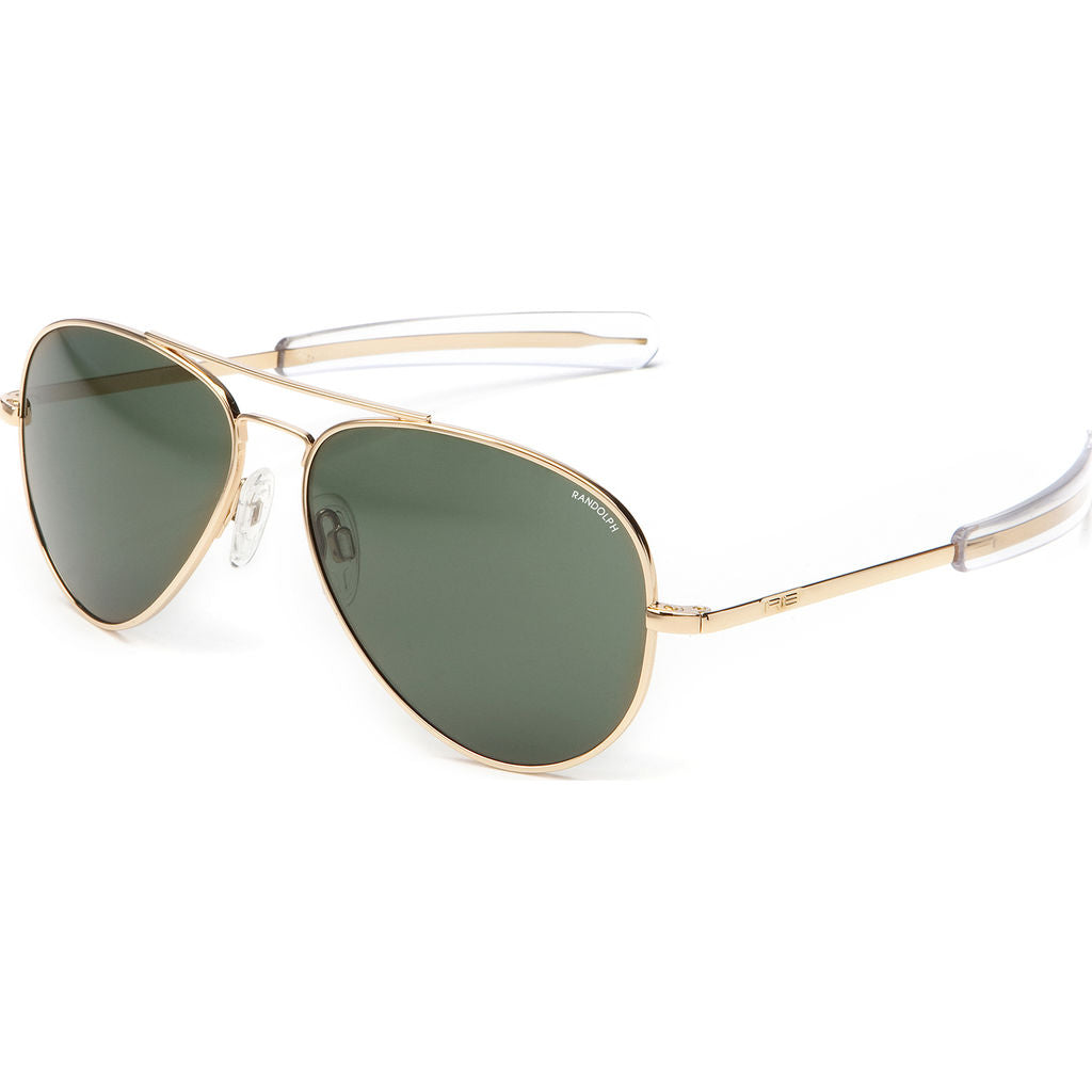 223afa8976 Randolph Engineering Concorde 23K Gold Sunglasses AGX Polarized AR ...