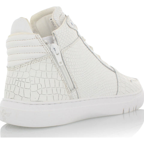 Creative Recreation Adonis Mid Athletic Men's Shoes | All White