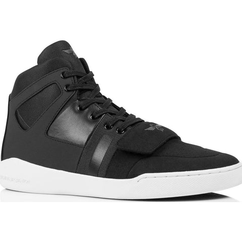 Creative Recreation Manzo High-Top Sneaker | Black Cr0360001