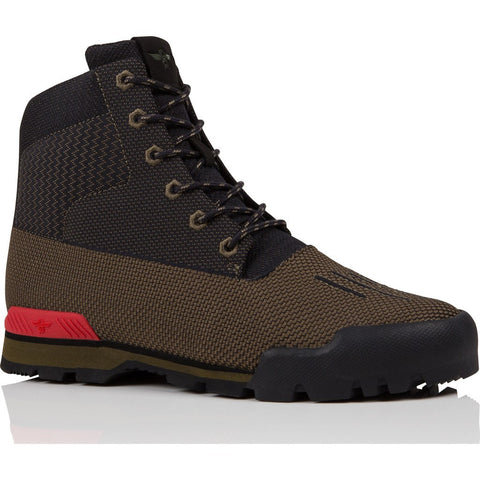 Creative Recreation Torello Boots |Military Black Primary Red Cr0430003