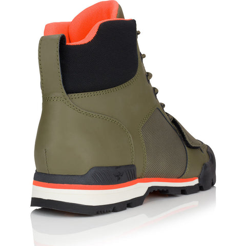Creative Recreation Scotto Shoes | Black & Military CR0450006