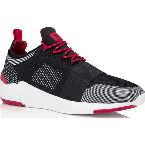 Creative Recreation Ceroni Sneakers | Black White Red CR0470002
