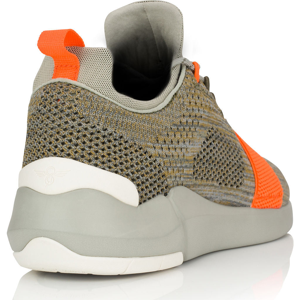Creative Recreation Ceroni Shoes | Military & Orange CR0470016