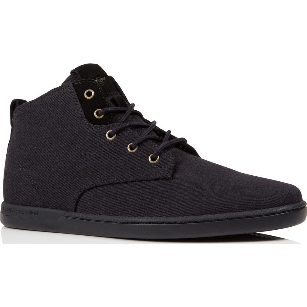 Creative Recreation Vito Shoe | Black Suiting Cr0630020