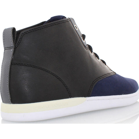 Creative Recreation Vito Fashion Sneaker Mens Shoes | Black/Navy