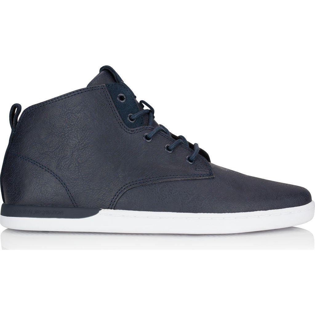 Creative Recreation Vito Shoes | Navy & White CR0630040