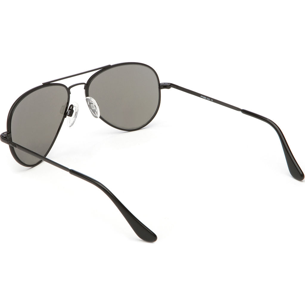 Randolph Engineering Concorde Matte Black Sunglasses | Gray AR Skull CR110