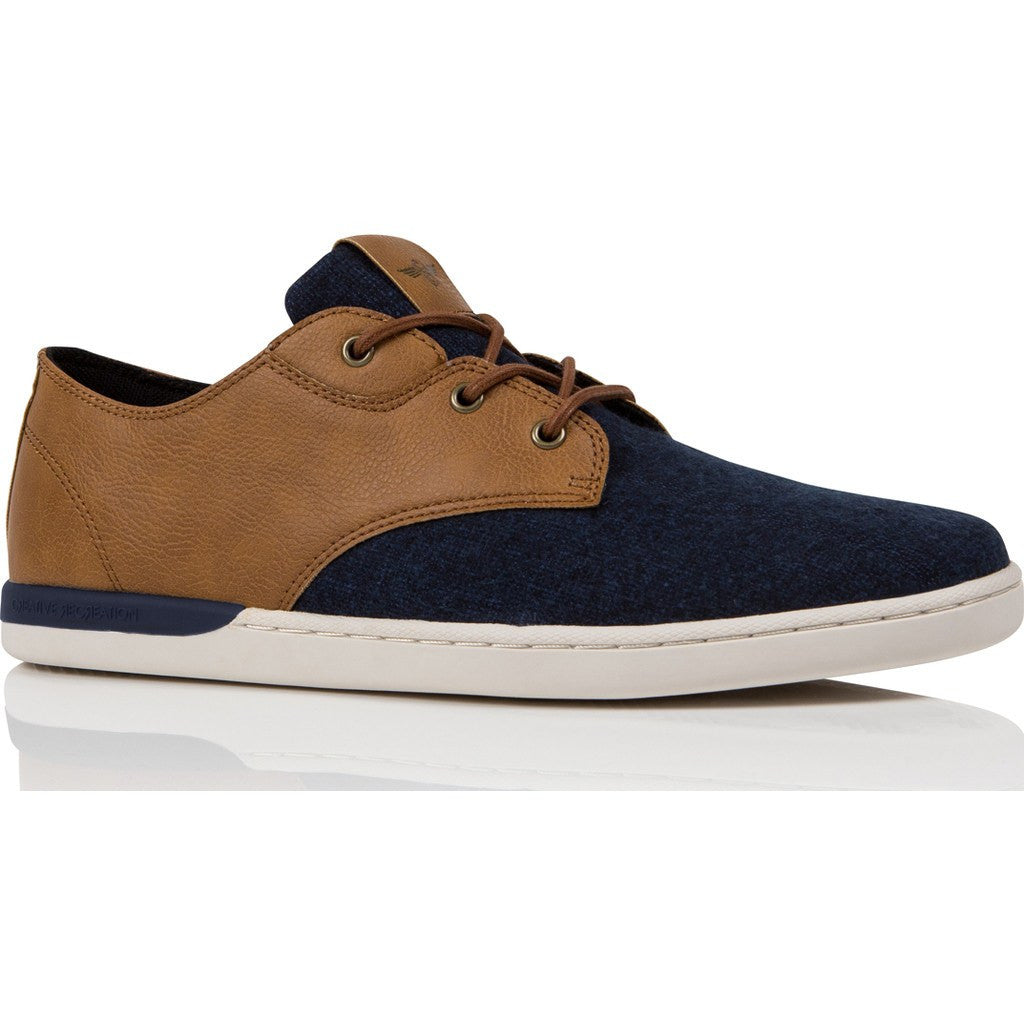 Creative Recreation Vito Lo Shoe | Navy Brown Cr2630031