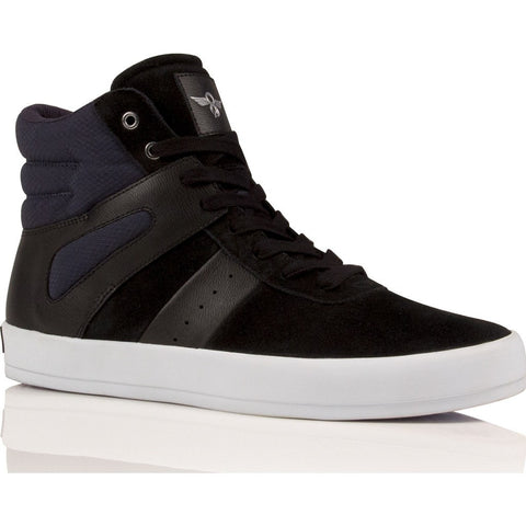 Creative Recreation Moretti High-Top Sneaker | Black Navy Cr3250013