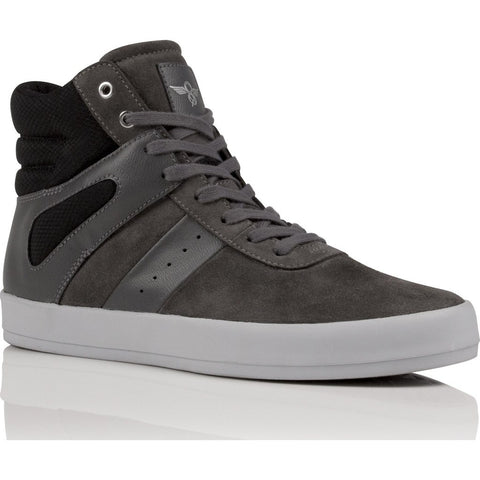 Creative Recreation Moretti High-Top Sneaker | Pewter Black Cr3250014