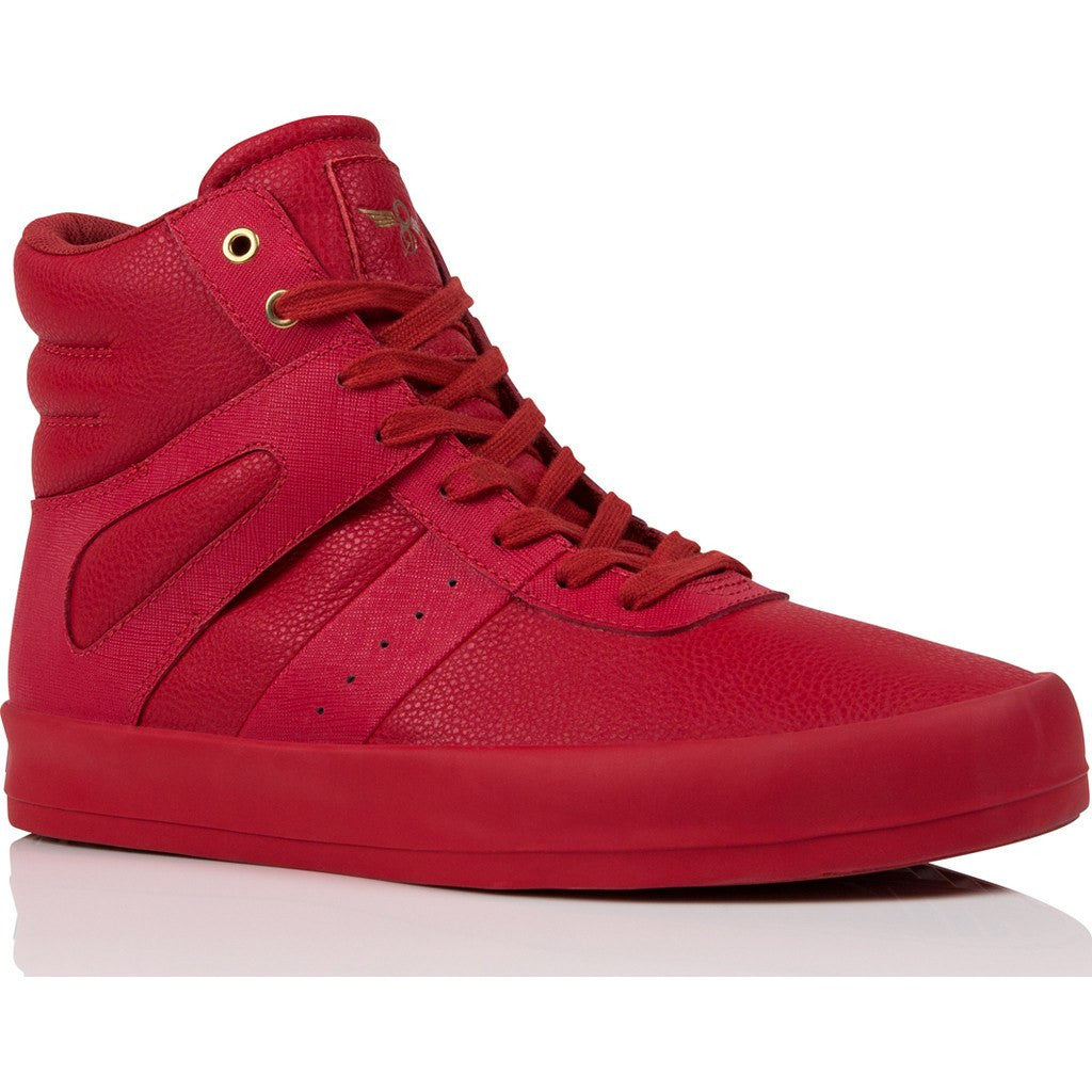 Creative Recreation Moretti High-Top Sneaker | Red Cr3250016