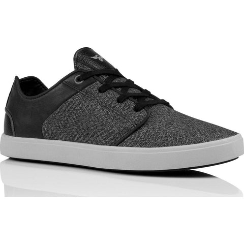 Creative Recreation Santo Shoe | Black Grey Suit Cr4080030