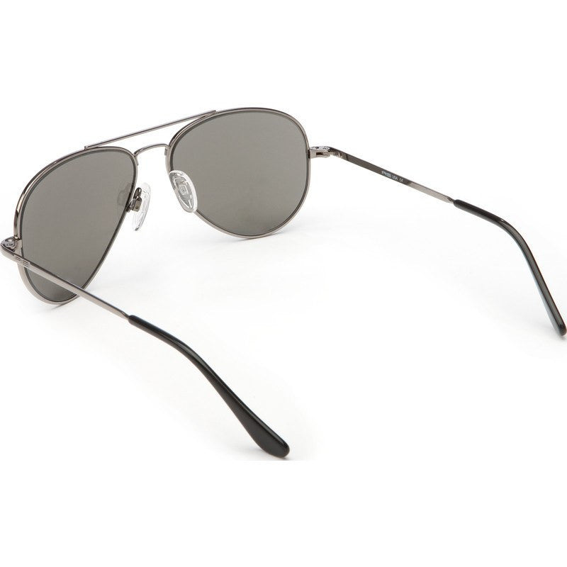 Randolph Engineering Concorde Gunmetal Sunglasses | Gray Polarized Skull