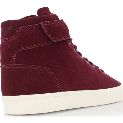 Creative Recreation Savona Athletic Women's Shoes | Burgundy