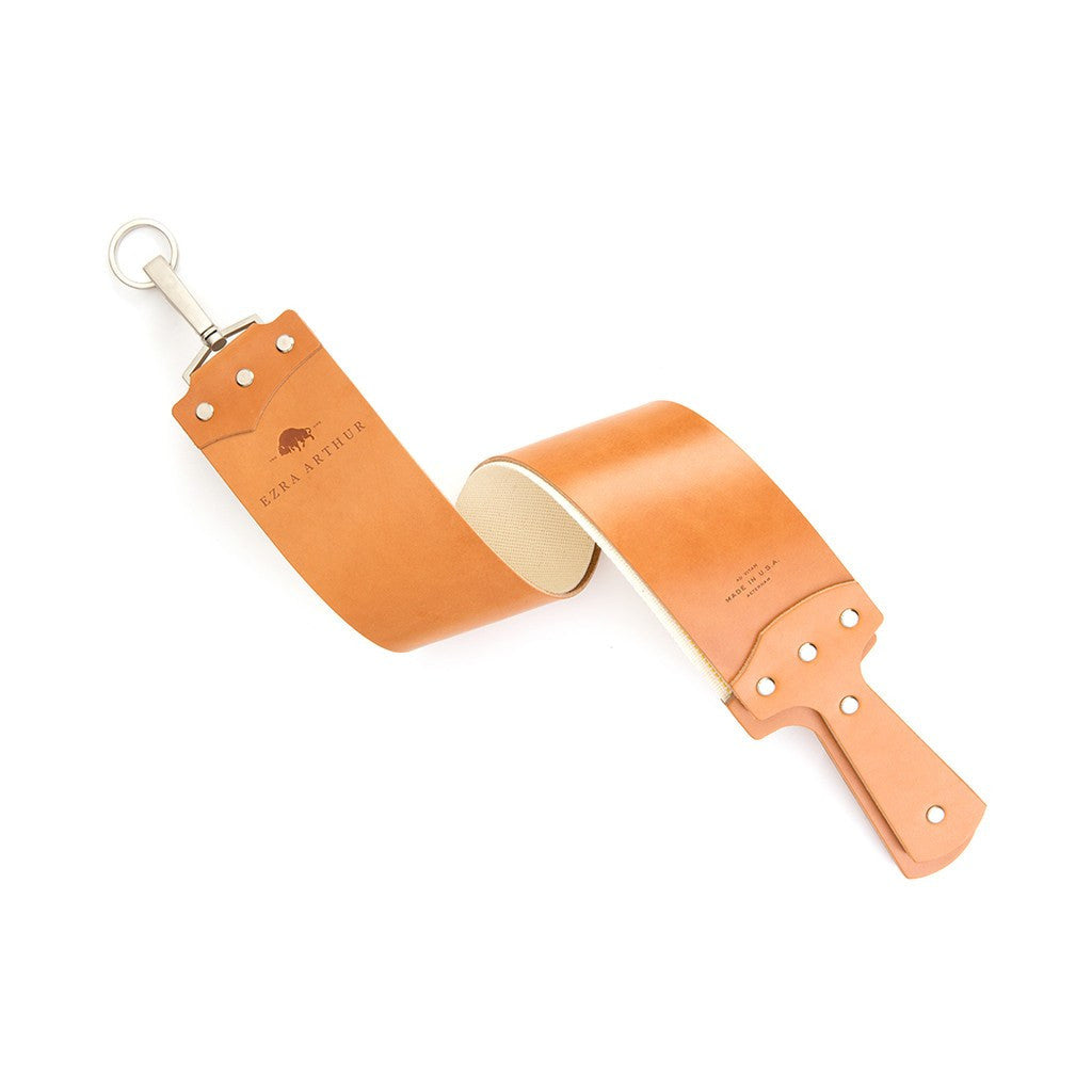 Ezra Arthur English Bridle Razor Strop | Tan CS2518