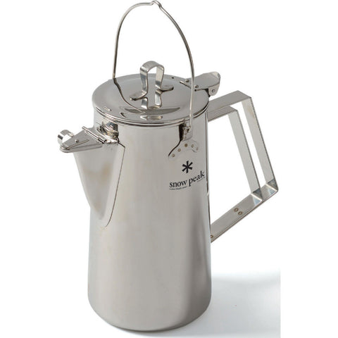 Snow Peak Classic Kettle 1.8 | Stainless Steel CS-270