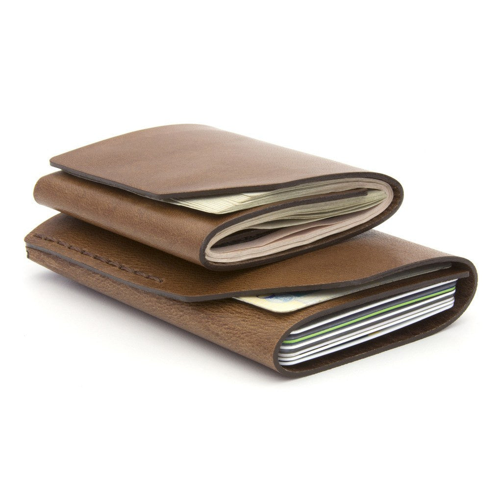 Ezra Arthur Cash Fold Wallet | Whiskey CW002
