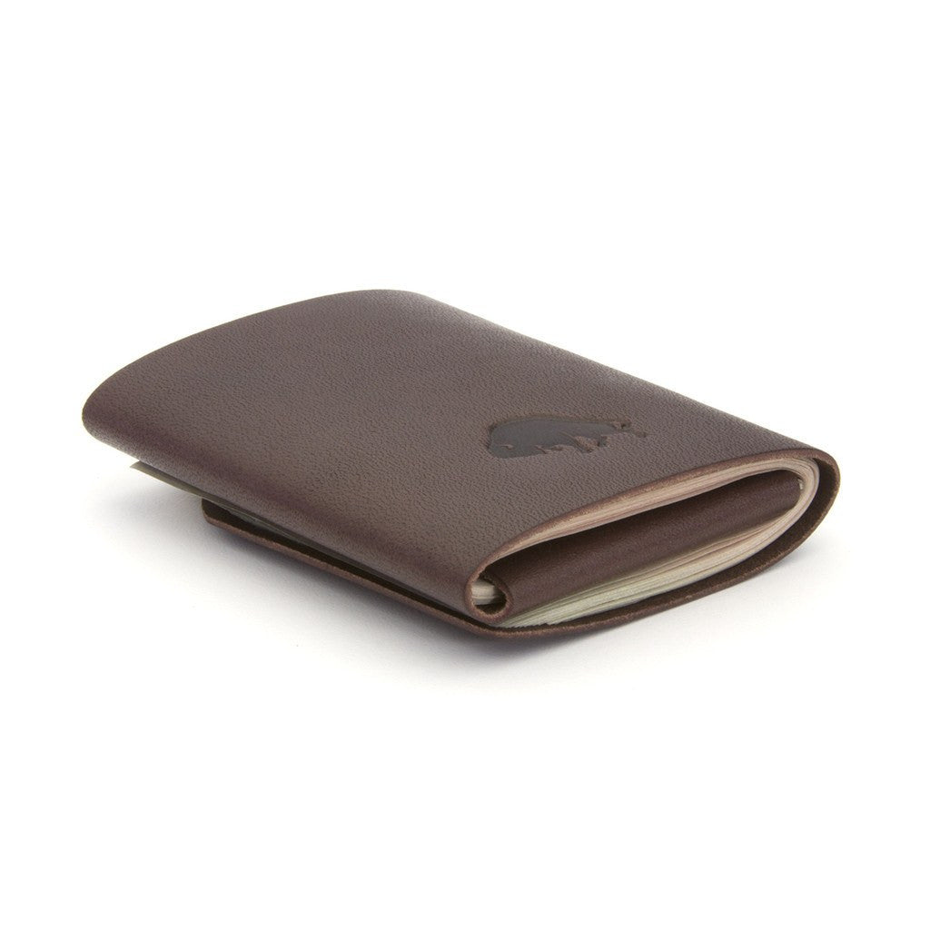 Ezra Arthur Cash Fold Wallet | Brown CW021