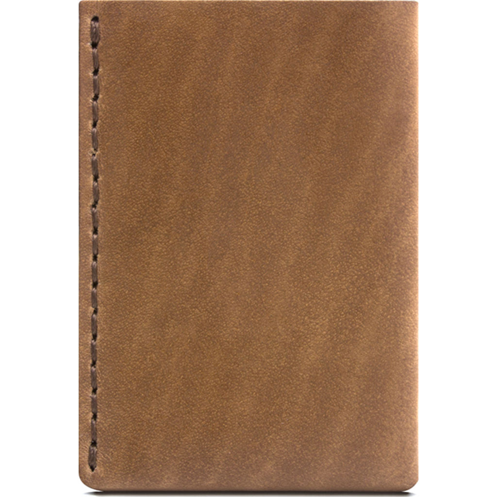 Ezra Arthur No. 7 Card Case | Whiskey