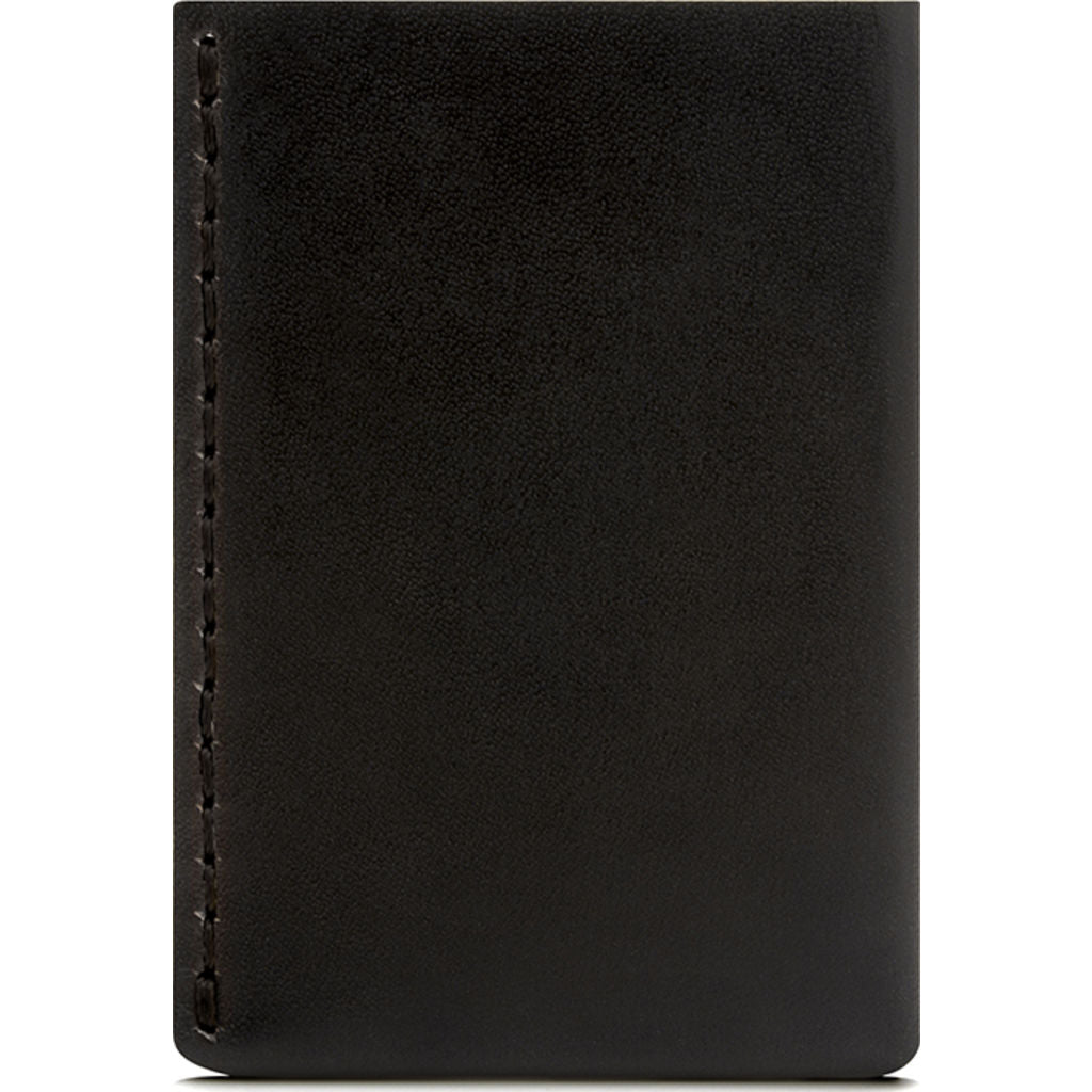 Ezra Arthur No. 7 Card Case | Jet