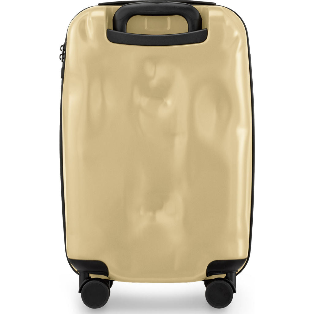 Crash Baggage Pioneer Cabin Trolley Suitcase | Mud Beige CB101-13