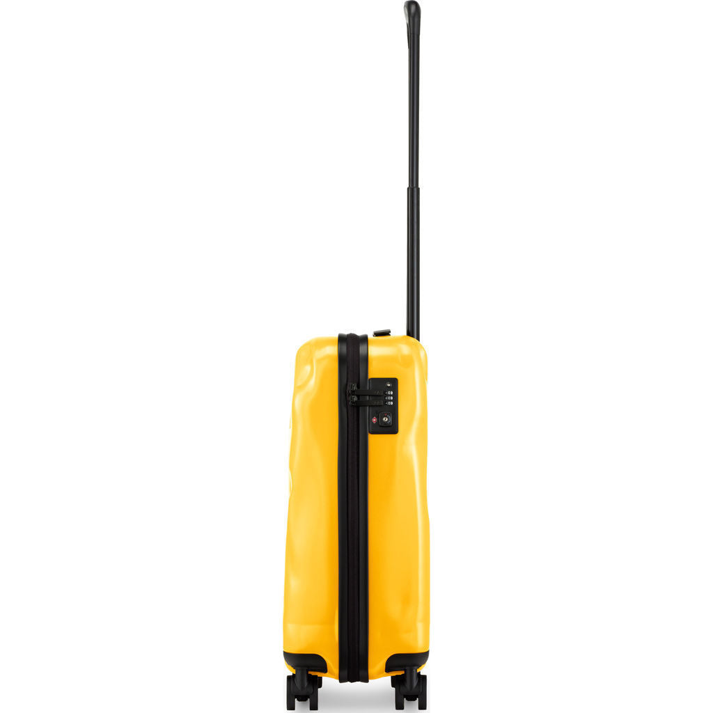 Crash Baggage Pioneer Cabin Trolley Suitcase | Mustard Yellow CB101-04