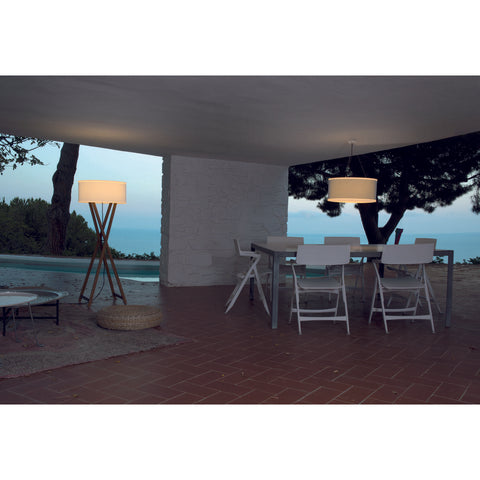 Marset Cala Outdoor Floor Lamp | Iroko