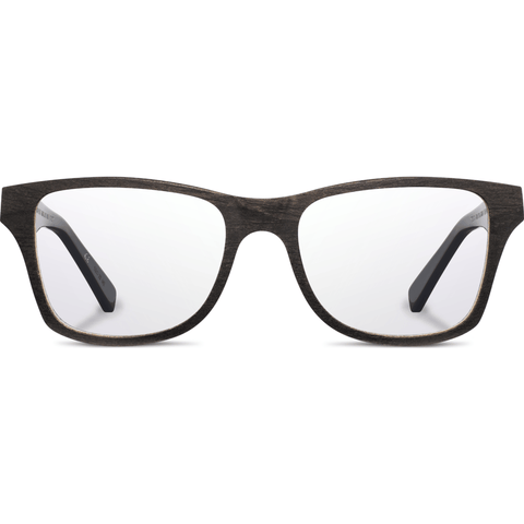 Shwood Rx Canby Original Glasses | Dark Walnut / Black WRXOCDWB