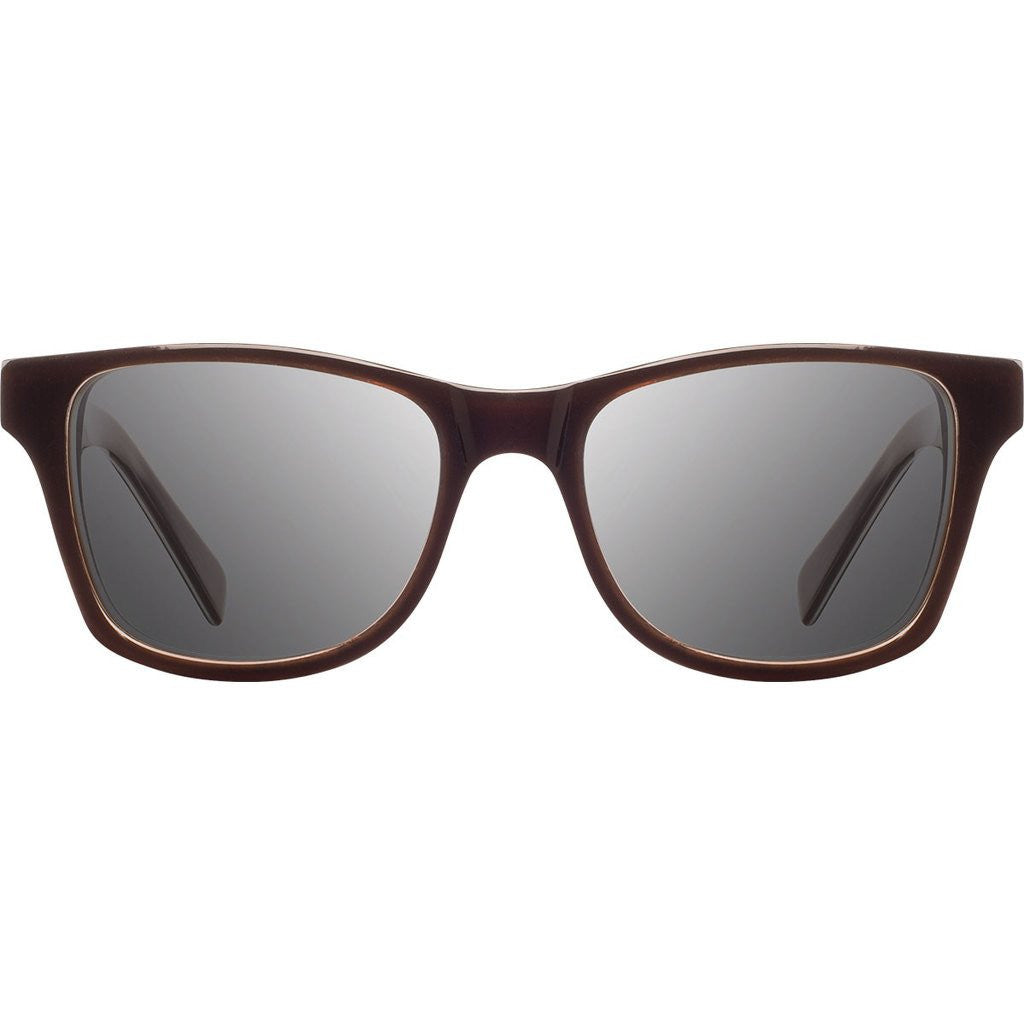 Shwood Canby Acetate Sunglasses | Espresso & Ebony / Grey