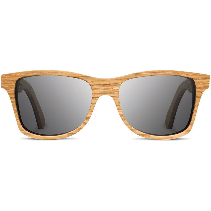 Shwood Canby Pendleton Sunglasses | Oak Bandana / Grey Polarized