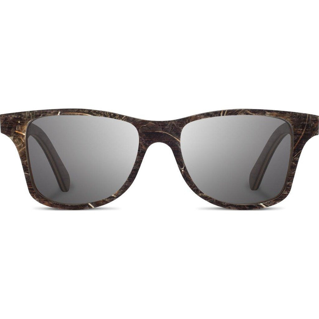 Shwood Canby Original Sunglasses | Osprey Feather / Grey Polarized WLCOFGP