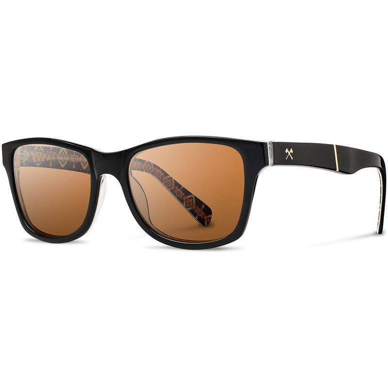 Shwood Canby Pendleton Fifty Fifty Sunglasses | Rancho Arroyo / Brown Polarized