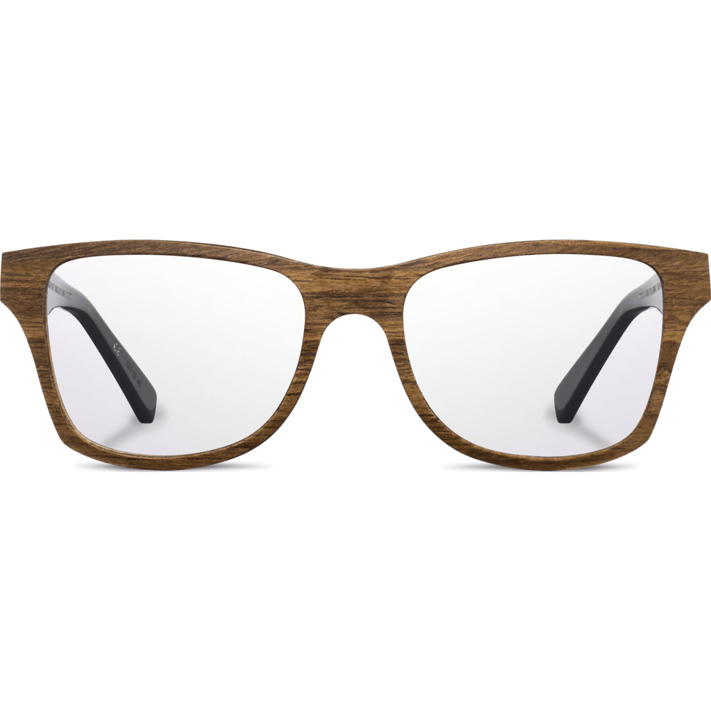 d66ef2ba07 Shwood Rx Canby Original Glasses Walnut   Black WRXOCWB - Sportique