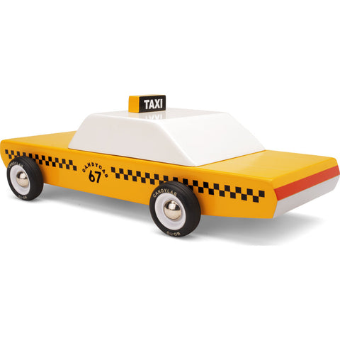 Candylab Candycab Taxi | Yellow