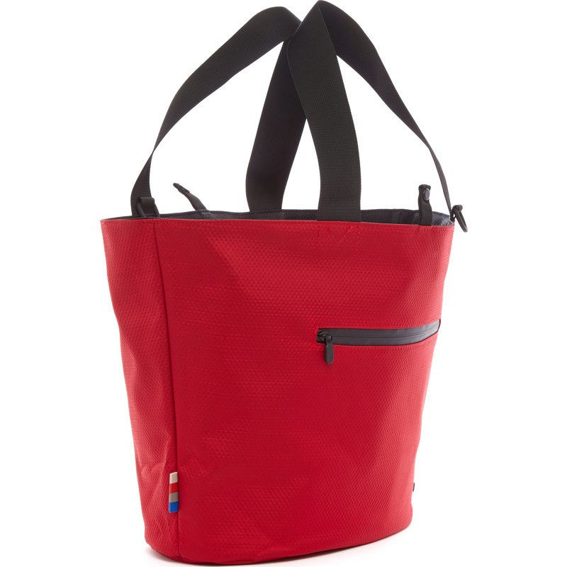 Lexdray Cape Town Reversible Tote | Black/Red 15112-BRPC