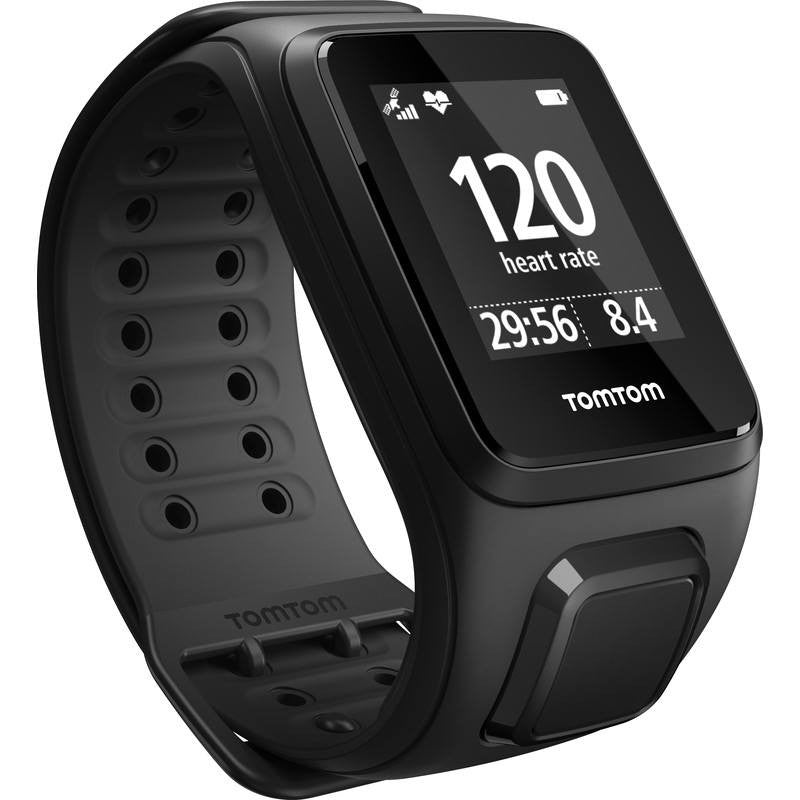 TomTom Spark Music + Cardio Large Watch | Black (HP bundle) 1RFM.002.04ÊÊÊÊÊ