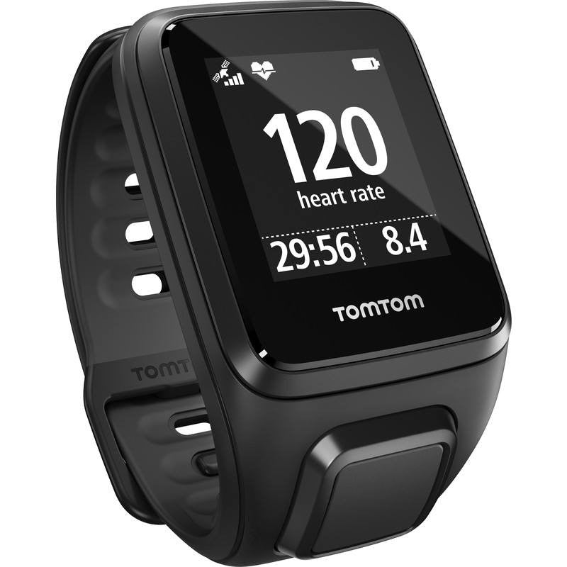 TomTom Spark Music + Cardio Small Watch | Black 1RFM.002.03