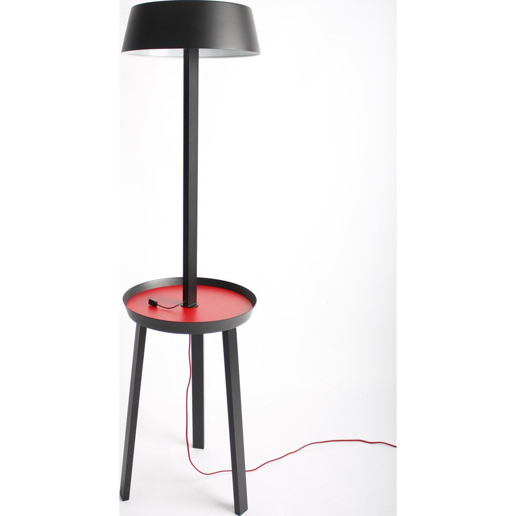 Seed Design Carry Floor Lamp | Black SQ-6350MFU-BK