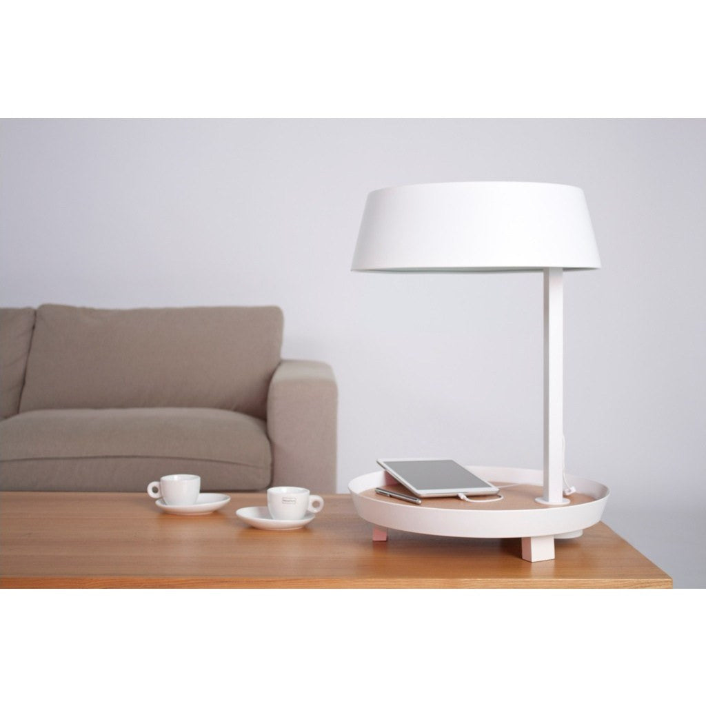 Seed Design Carry Table Lamp | Black SQ-6350MDU-BK